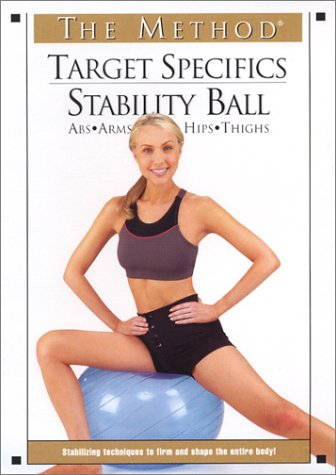 Target Specifics Stability Ball with Katalin Zamiar