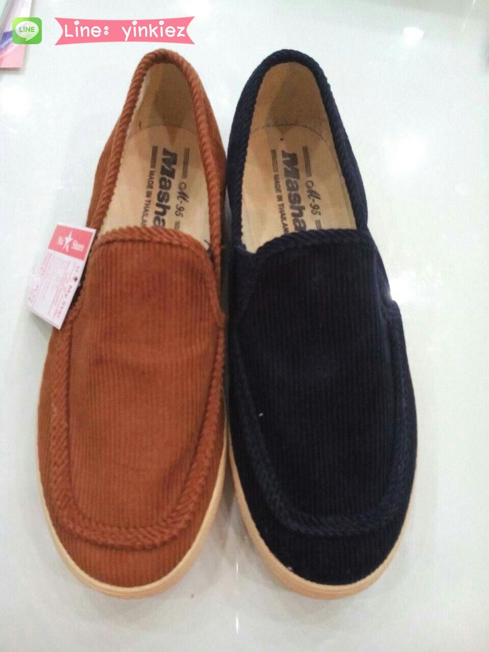 [พร้อมส่ง]รองเท้าผ้าใบ Mashare
