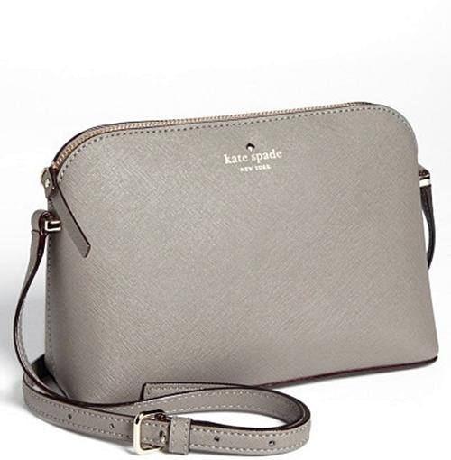 กระเป๋า สะพายข้าง Kate Spade Cedar Street Mandy สีเทา