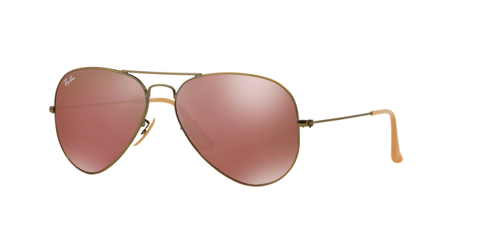 Ray Ban RB3025 167/2K DEMIGLOS BRUSHED BRONZE