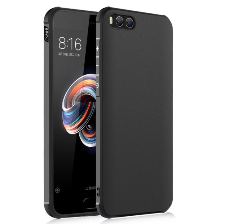 เคส Xiaomi Mi Note 3 Simple TPU (Black)