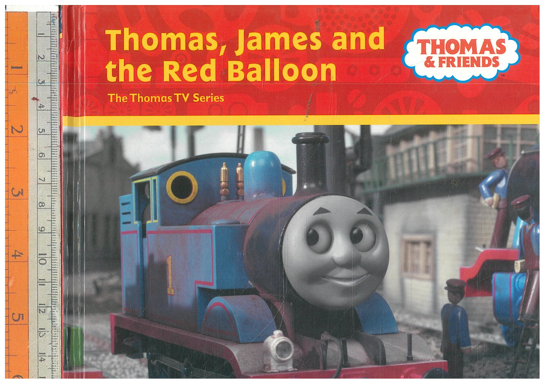 Thomas,James and Red Balloon