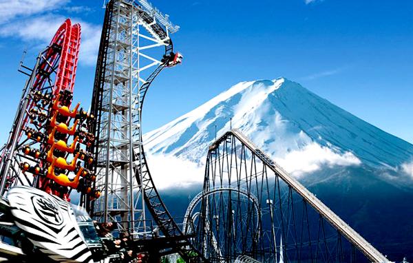 ทัวร์ญี่ปุ่น โตเกียว FLOWER PARK & FUJI 5วัน 3คืน XJ