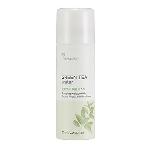 THEFACESHOP Green Tea Water Mist 60ml.