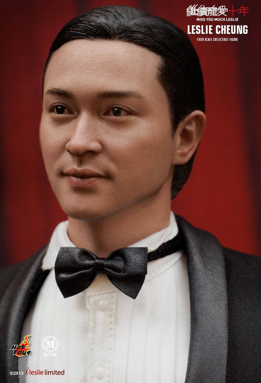 HOT TOYS MIS13 Leslie Cheung (miss you much leslie ver.)