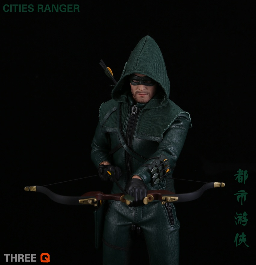 THREEQ NO.TQ1001 City RANGER