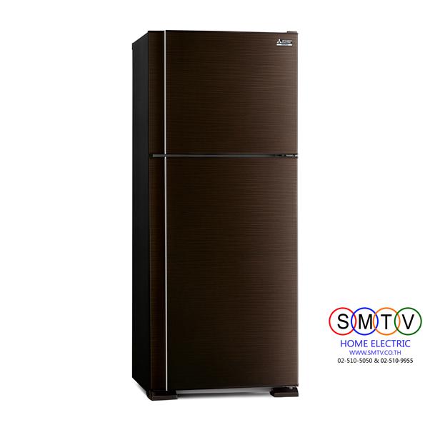 ตู้เย็น 2 ประตู 18 คิว MITSUBISHI รุ่น MR-F56EK-BRW มีโปรโมชั่นผ่อน 0%