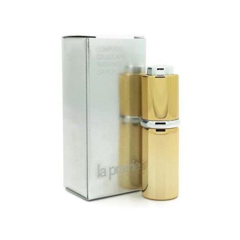 *พร้อมส่ง*La Prairie Cellular Radiance Concentrate Pure Gold ขนาดทดลอง 5ml. สุดยอดเซรั่มทองคำบริสุทธิ์ในรูปของเหลว ลดเลือนริ้วรอยและสัญญาณแห่งความร่วงโรย ปรับโทนผิวให้กระจ่างใส ลดเลือนกระและจุดด่างดำแห่งวัย เผยความงามแห่งผิวอ่อนเยาว์ ,