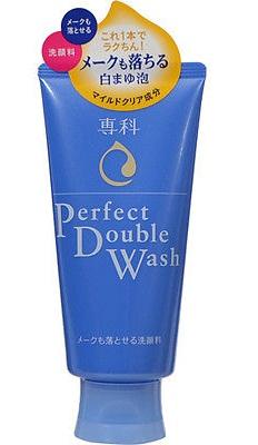 Senka Double Wash 120 g. เซนกะ ดับเบิ้ล วอช 120 กรัม