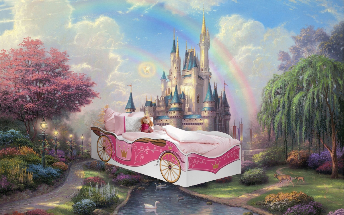 เตียงเจ้าหญิง