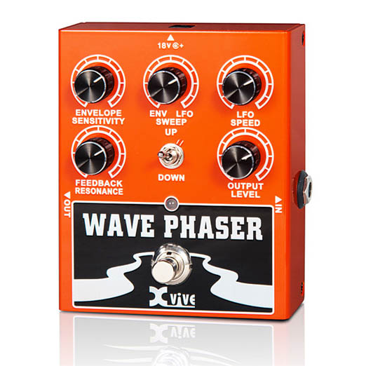 Xvive Effect Wave Phaser W1