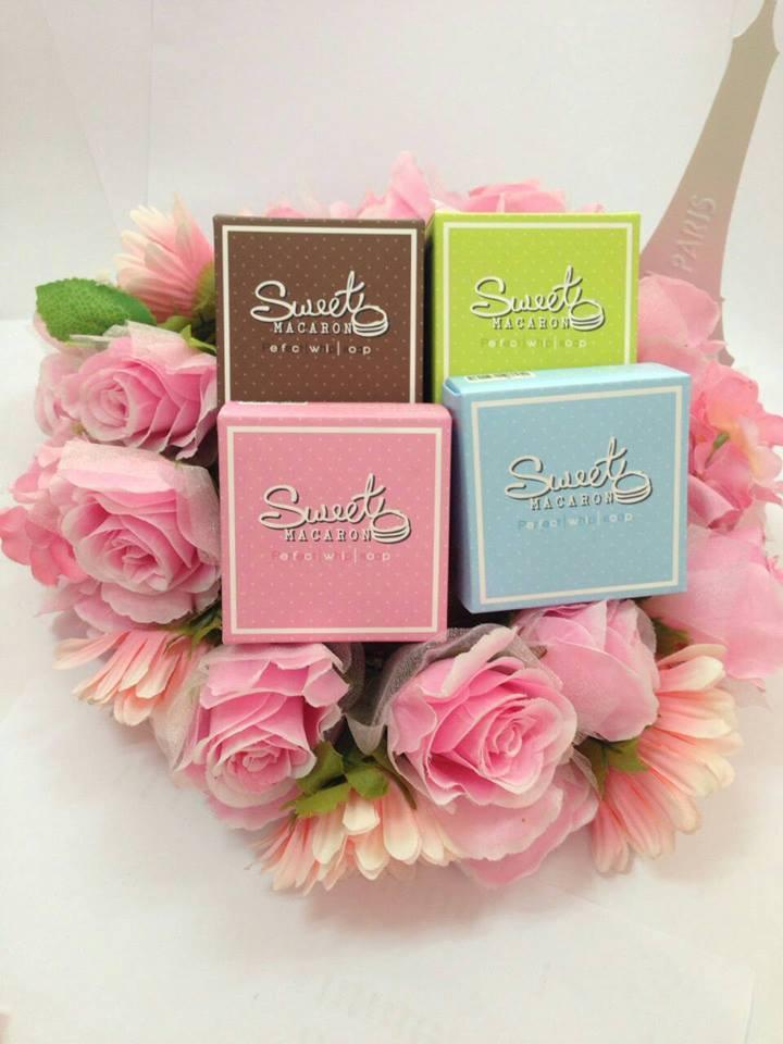 สบู่สวีทมาการอง Sweet Macaron Perfect Whip Soap