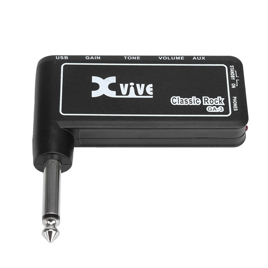 Xvive Classic Amplug (Usb Rechargable) GA-3