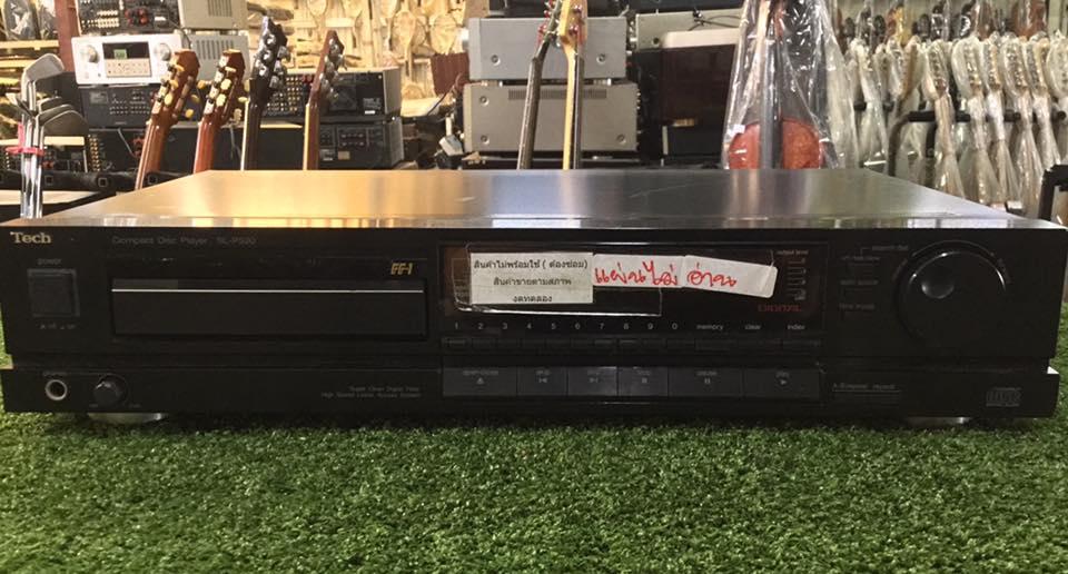 เครื่องเล่น CD Technics SL-P520 สินค้าไม่พร้อมใช้งาน (ต้องซ่อม)