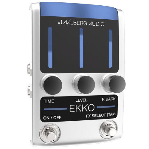 AALBERG AUDIO Effect EKKO EK-1 DELAY PEDAL
