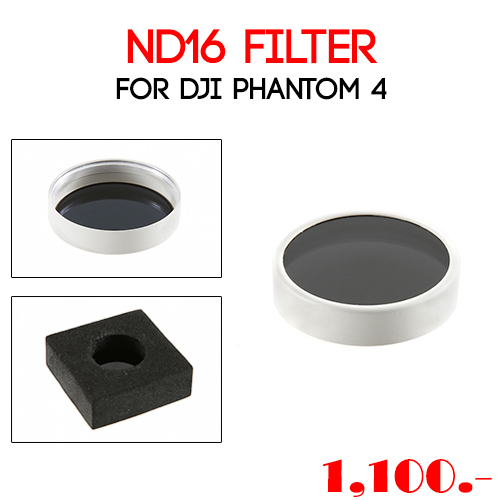 ND16 Filter for Phantom 4