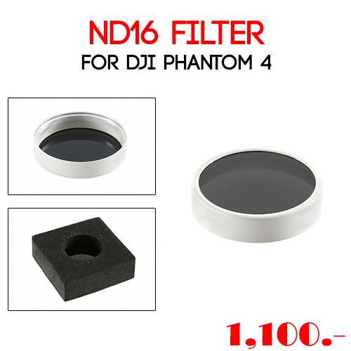 ND16 Filter for Phantom 4