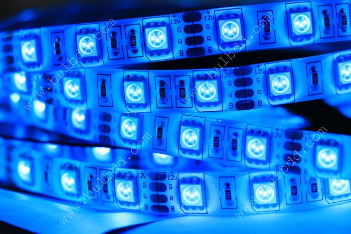 สี Blue (ม้วน 5 เมตร กันน้ำ)