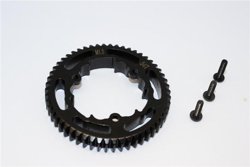 STEEL SPUR GEAR (54T) - TXM054TS-BK