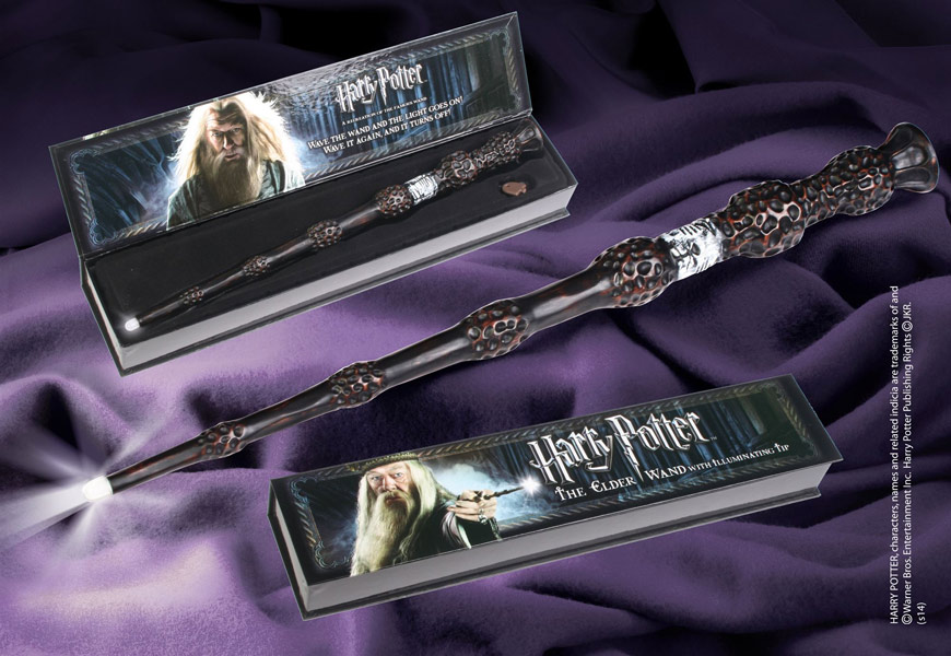 Dumbledore Illuminating Wand