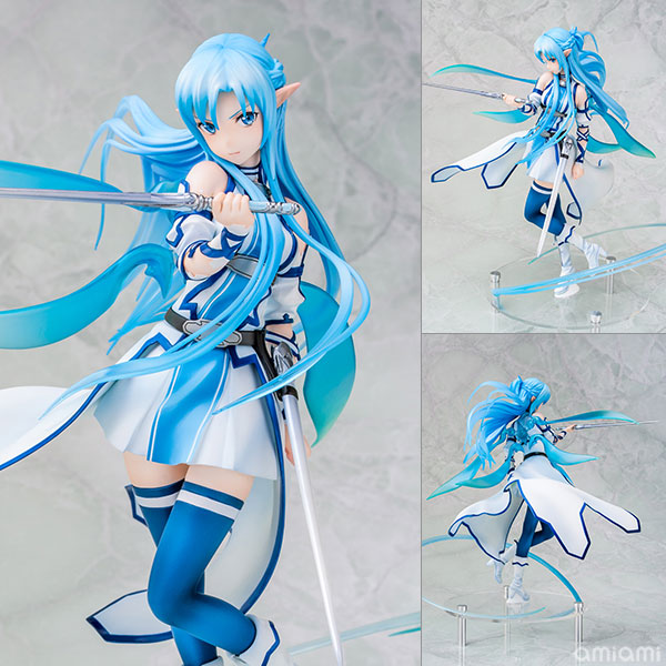 Sword Art Online the Movie: Ordinal Scale - Asuna (Undine Ver.) 1/7 Complete Figure(Pre-order)