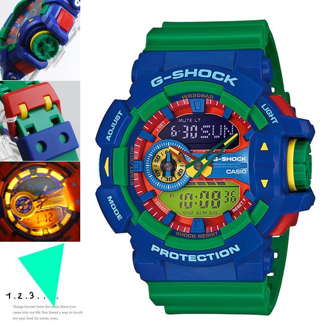 นาฬิกา คาสิโอ Casio G-Shock Standard Analog-Digital รุ่น GA-400-2A