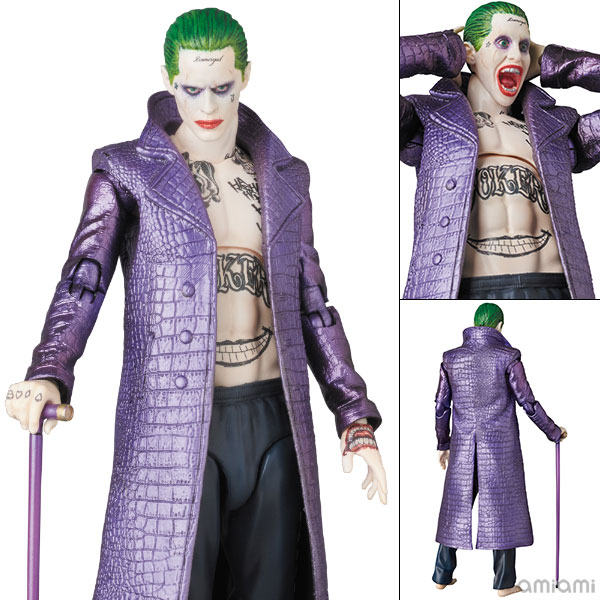 """MAFEX No.032 MAFEX HARLEY JOKER """"SUICIDE SQUAD""""(Pre-order)"""