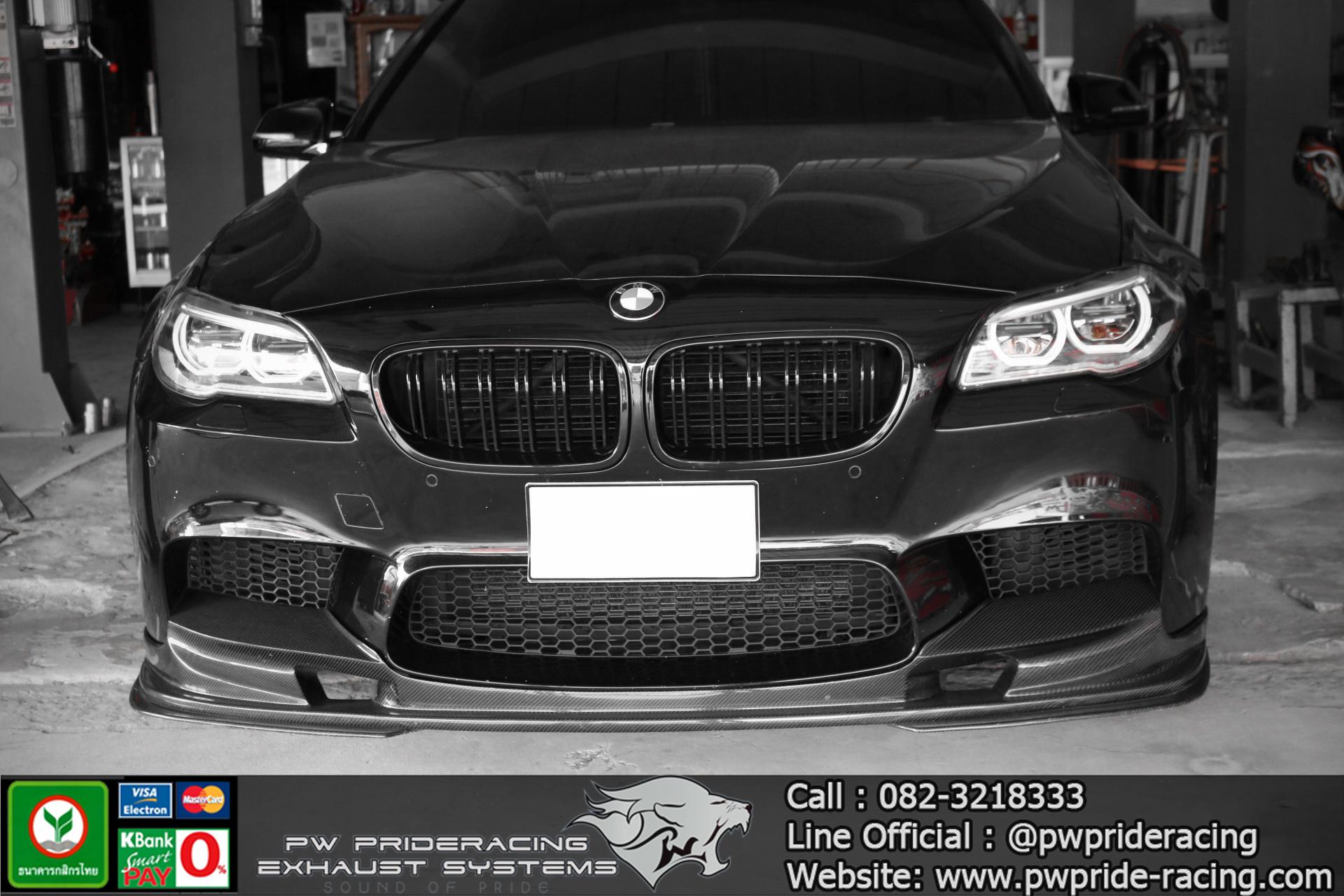 ชุดท่อไอเสีย BMW F10 525D Diesel Engine Full Exhaust System