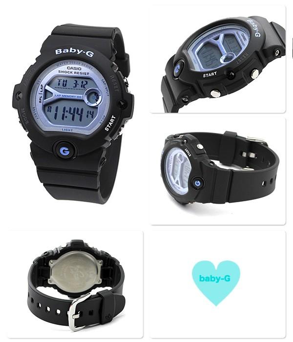 นาฬิกาข้อมือ CASIO Baby-G Digital รุ่น BG-6903-1DR นาฬิกาข้อมือผู้หญิง Baby-G