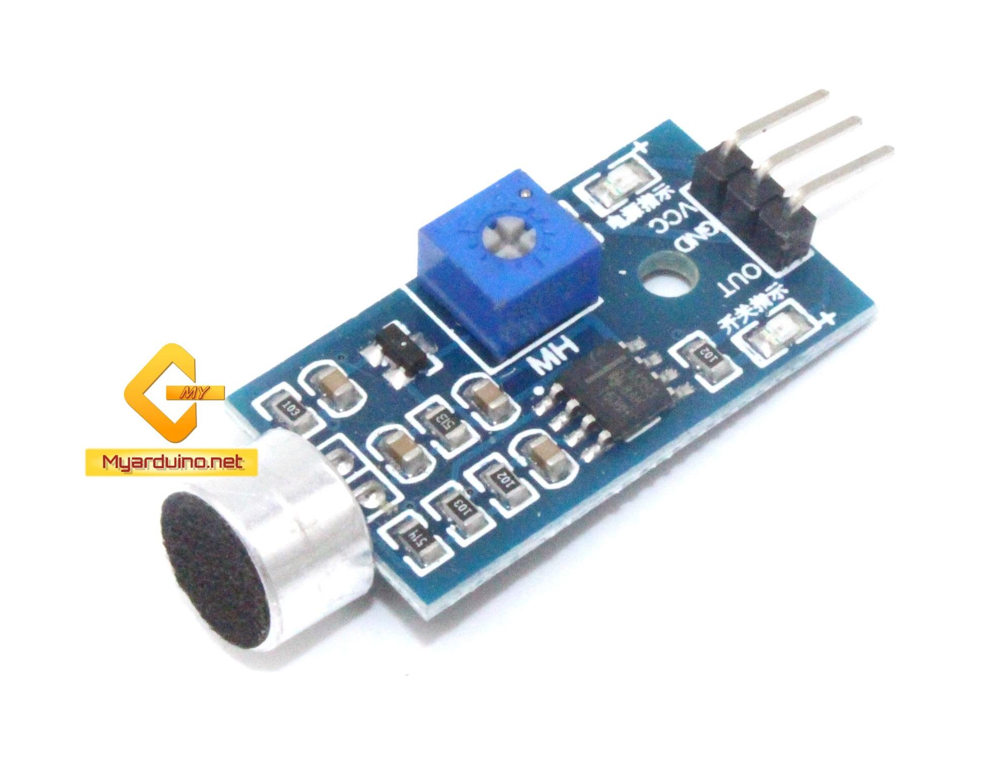 High Sensitive Microphone Module