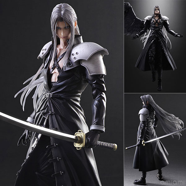 Play Arts Kai - FINAL FANTASY VII ADVENT CHILDREN: Sephiroth(Pre-order)