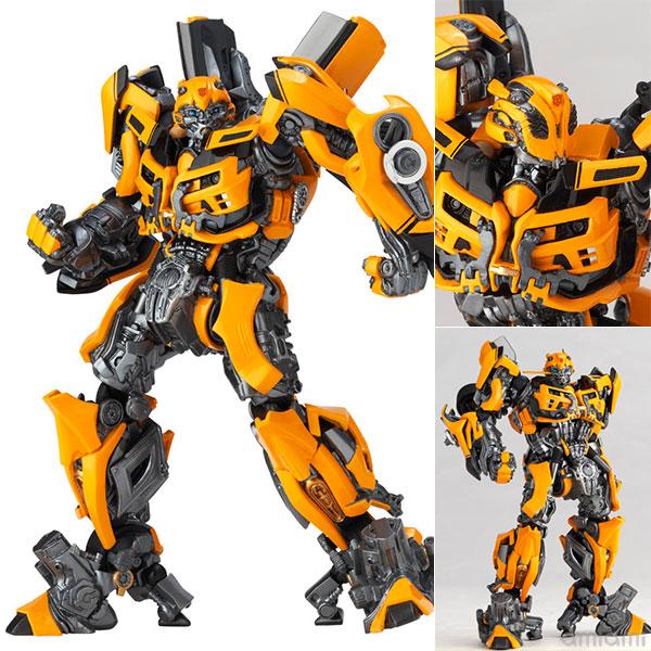 "Legacy OF Revoltech Tokusatsu Revoltech No.LR-50 ""Transformers: Dark Side of the Moon"" Bumblebee(Pre-order)"