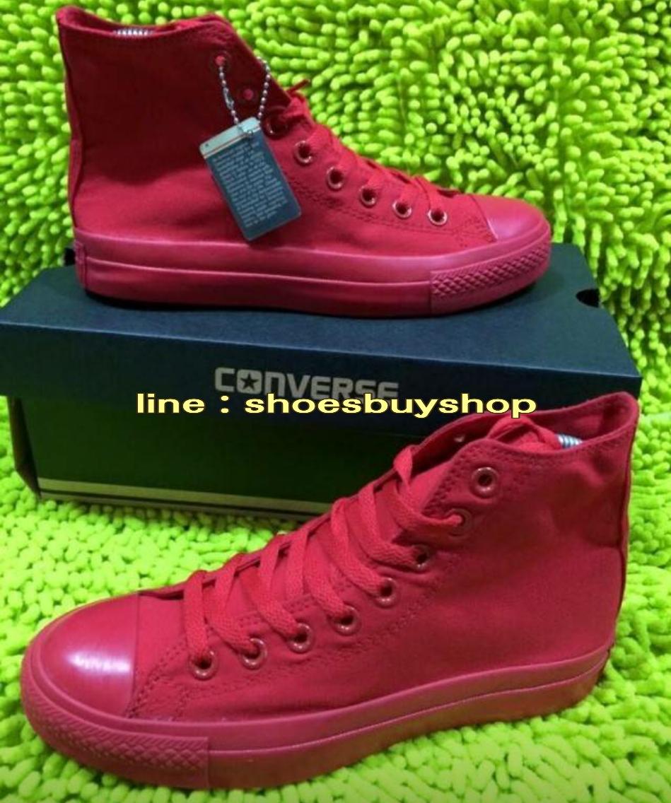 รองเท้า converse Super color หุ้มข้อ