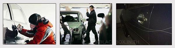 Shadow Recorder รุ่น RX300 มี Parking Guard ป้องกันโดนขูดรถ