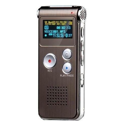 ภาษาไทย IC Recorder มาพร้อมหน่วยความจำในตัว 8 GB