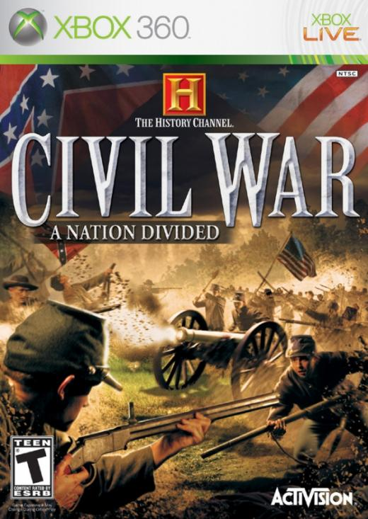 The History Channel Civil War A Nation Divided [RGH]