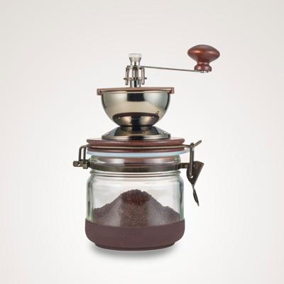 Hario ที่บดเมล็ดกาแฟมือหมุน รุ่น Canister Ceramic Coffee Mill