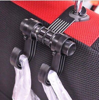 ที่แขวนกระเป๋า ถุงกับข้าวในรถยนต์