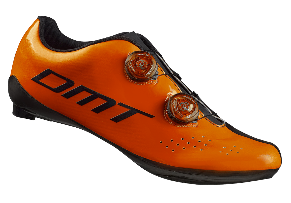 DMT R1 ORANGE FLUO BLACK