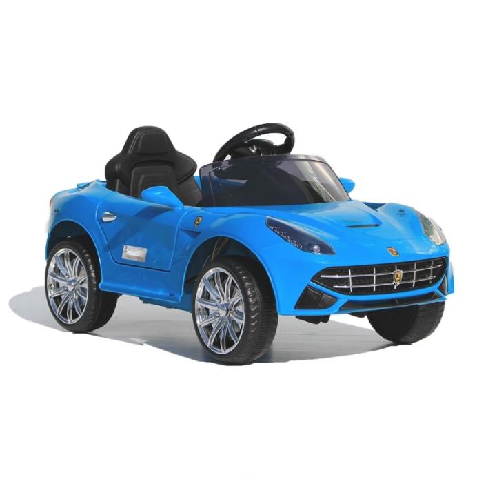 รถแบตเตอรี่เด็กขับ Ferrari เฟอรารี่ 2 มอเตอร์