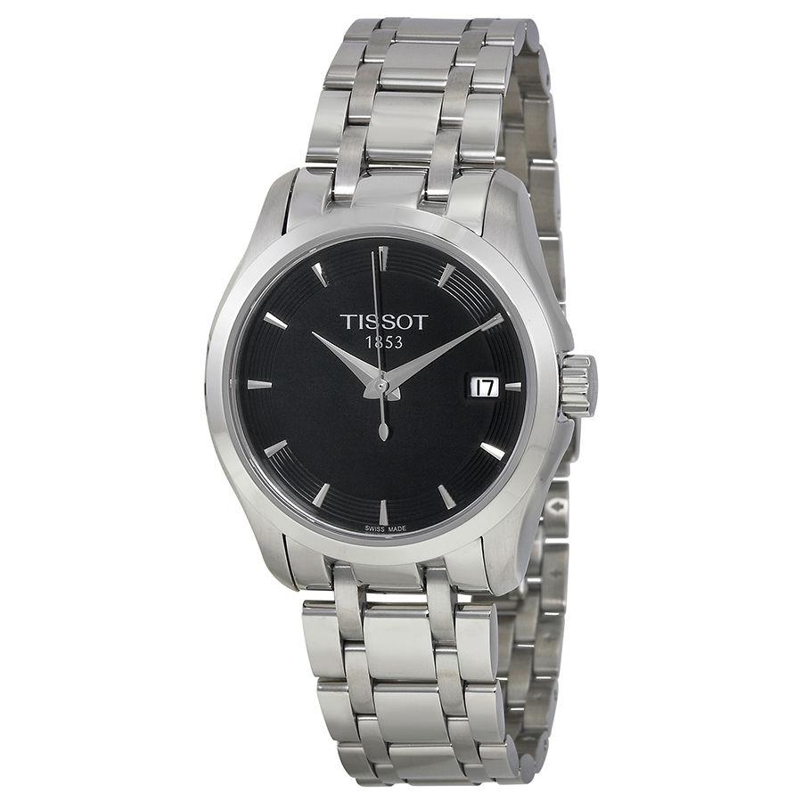 นาฬิกาผู้หญิง Tissot รุ่น T0352101105100, COUTURIER LADY