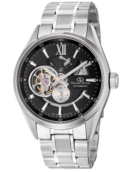 นาฬิกาผู้ชาย Orient รุ่น SDK05002B0, Orient Star 65th Anniversary Open Heart Sapphire Automatic Limited Edition