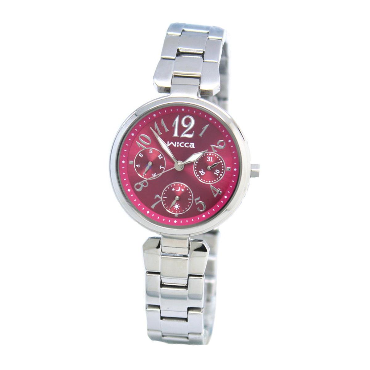 นาฬิกาผู้หญิง Citizen รุ่น BH7-415-93, Analog Dress QUARTZ Silver JAPAN Watch