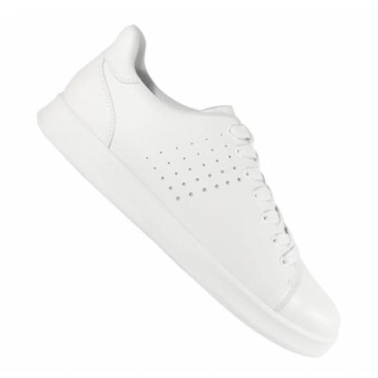 (ผู้ชาย) Xiaomi FreeTie Leather Shoes - รองเท้าหนังรุ่น FreeTie (สีขาว)