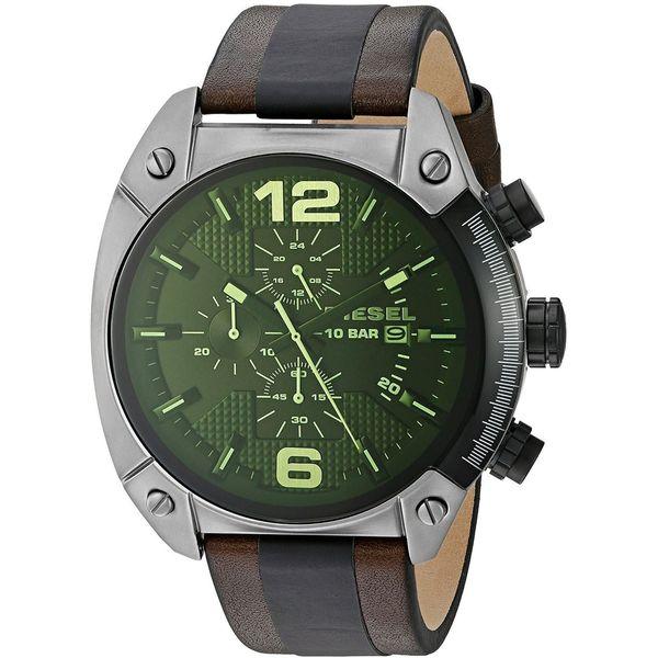 นาฬิกาผู้ชาย Diesel รุ่น DZ4414, Overflow