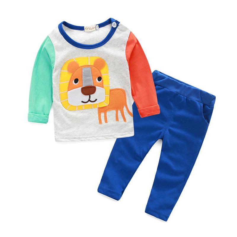 ID241-เสื้อ+กางเกง 4 ชุด /แพค ไซส์ 70 80 90 100