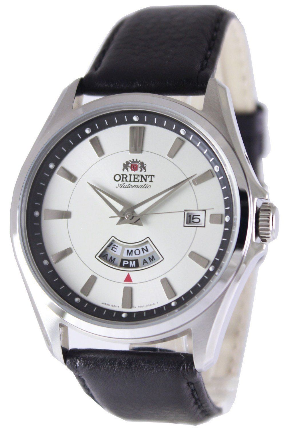 นาฬิกาผู้ชาย Orient รุ่น FN02005W, Automatic Classic 21 Jewels White Dial