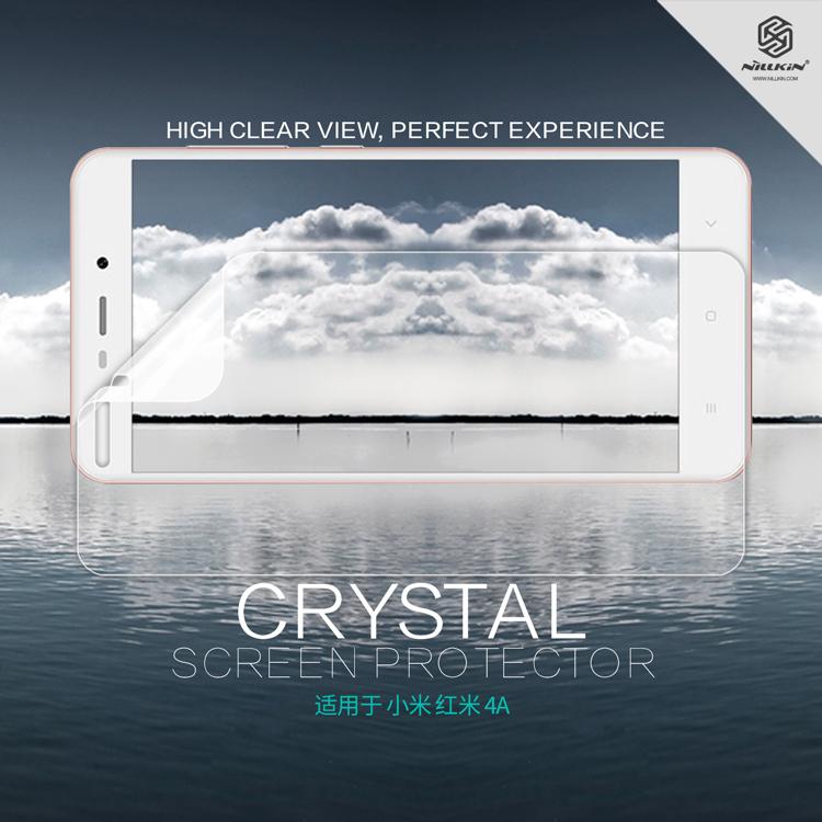ฟิล์มกันรอยใส Nillkin Super Clear สำหรับ Xiaomi Redmi 4A