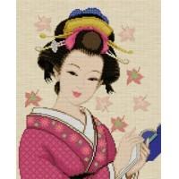 สาวญี่ปุ่นอ่านหนังสือ