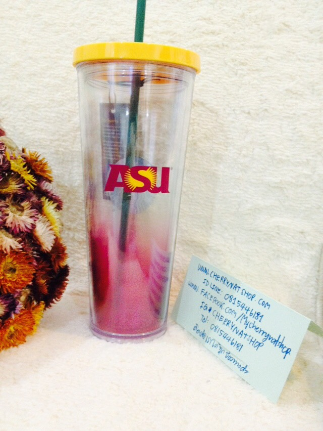 ใครตามหาแก้วสะสมStarbucks USA Cold Cup your hometown team—Arizona State UniversityCollection 24 fl OZ ราคาsaleBy Cherrynatshop